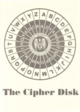 Subject: Cipher Disk Format: Brochure