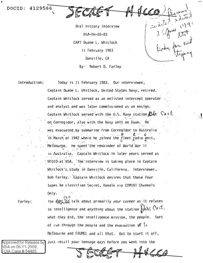NSA-OH-05-83-WHITLOCK.PDF