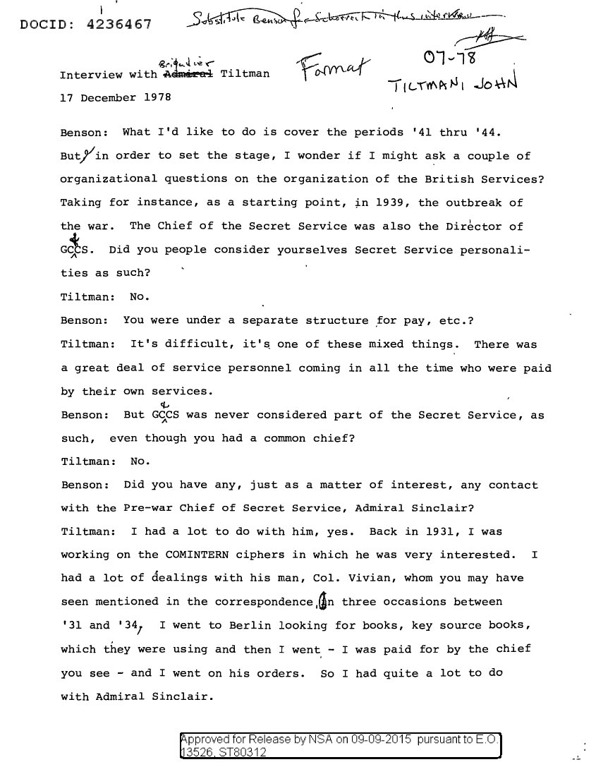 NSA-OH-07-78-TILTMAN.PDF