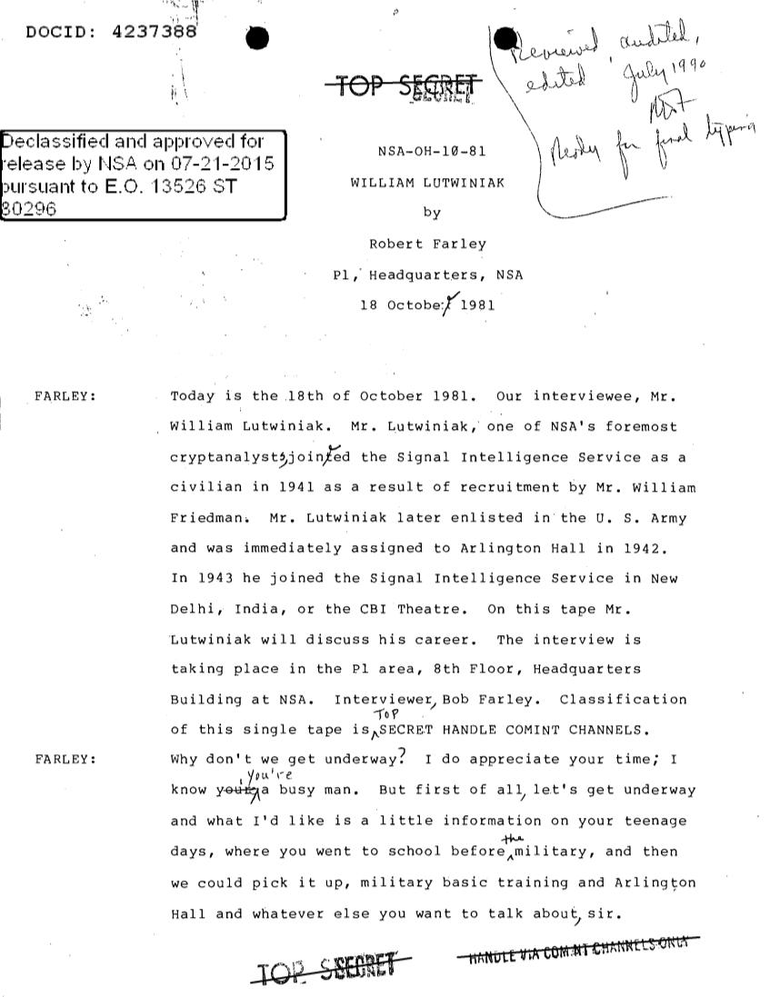 NSA-OH-10-81-LUTWINIAK.PDF
