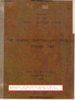 History of the Signal Security Agency Volume II The General Cryptanalytic Problems